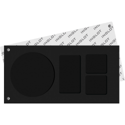 ФУТЛЯР ДЛЯ КОСМЕТИКИ Freedom System Palette EBP Round icon
